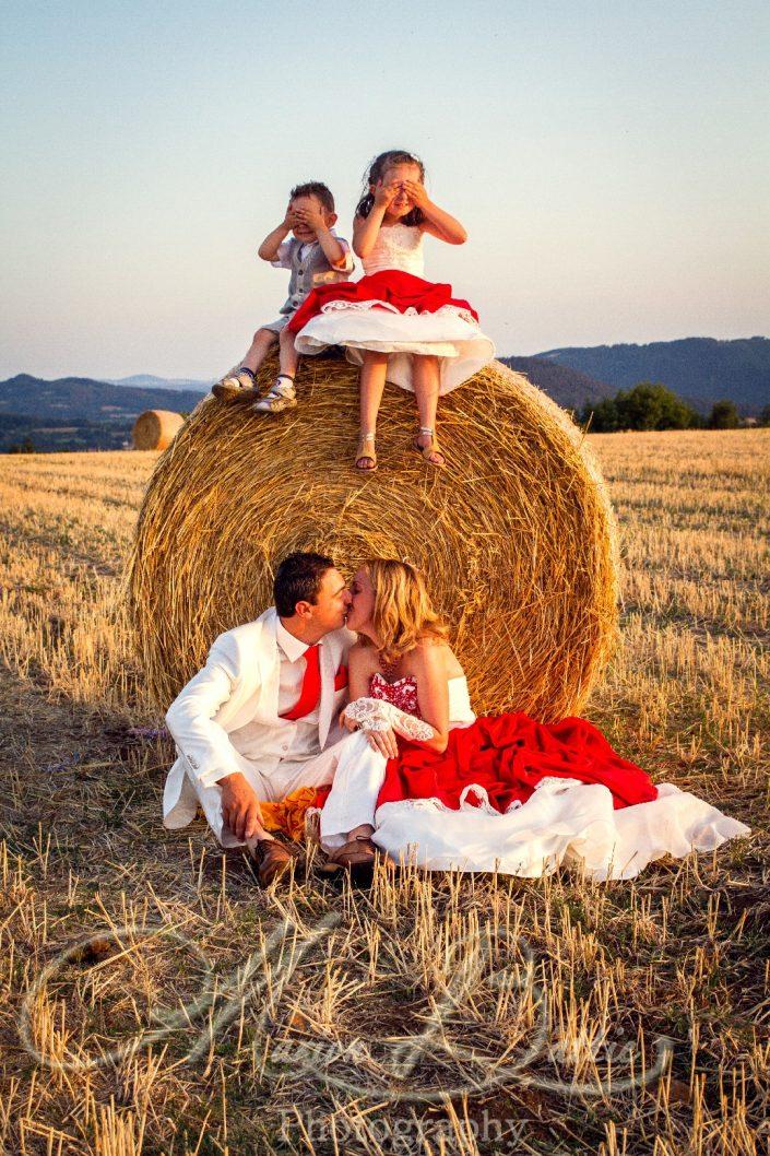 Mariage, mariés, séance couple, Rosières, Saint-Julien-Chapteuil, Haute-Loire, France
