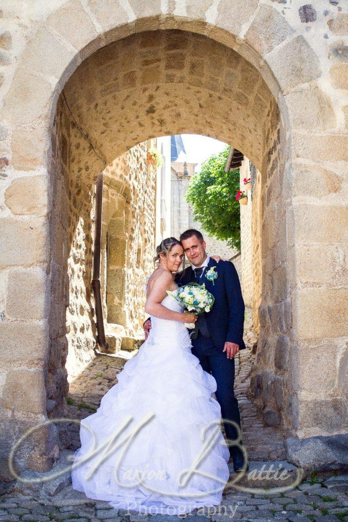 Mariage, séance couple, Aurec-sur-Loire, Haute-Loire, Auvergne, France