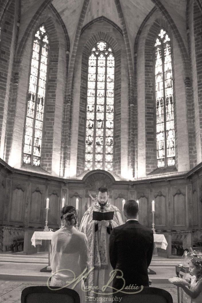 Mariage, église, Le Puy-en-Velay, Haute-Loire, Auvergne