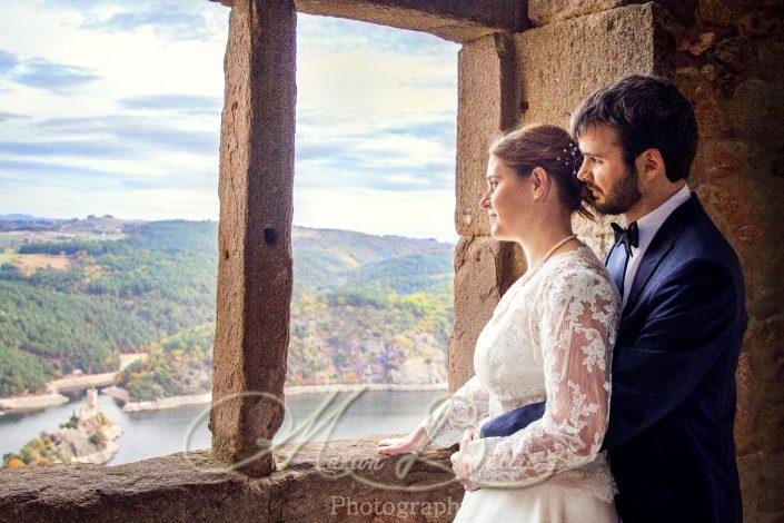 Mariage, mariés, séance couple, chateau, Saint-Etienne, Loire, Rhône-Alpes,France