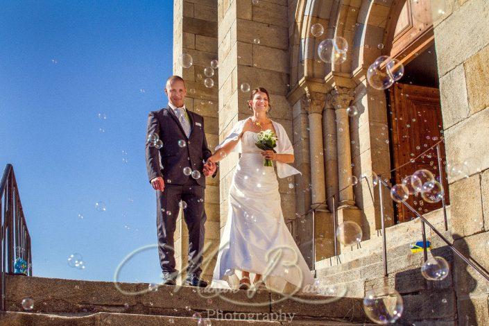 Mariage, église, Rosières, Saint-Julien-Chapteuil, Haute-Loire, France