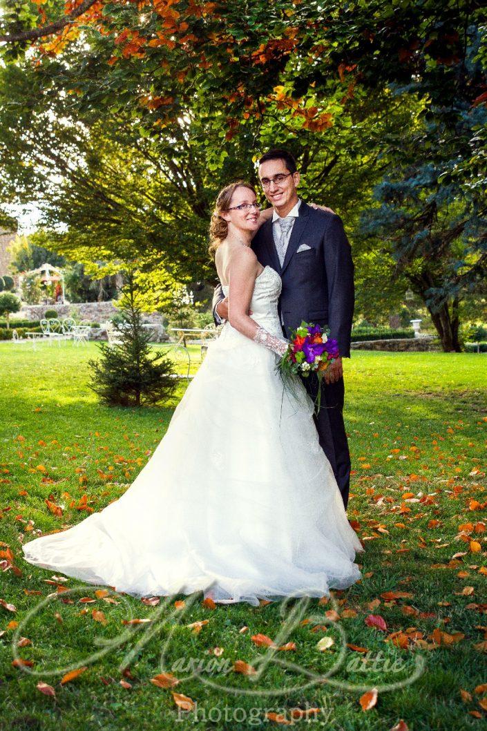 Mariage, mariés, séance couple, Le Puy-en-Velay, Yssingeaux, Haute-Loire, France
