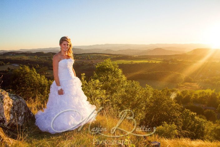 Mariage, couple, nature, Grazac, Haute-Loire, Auvergne