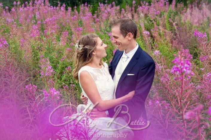 Mariage, couple, Grazac, Haute-Loire, Auvergne