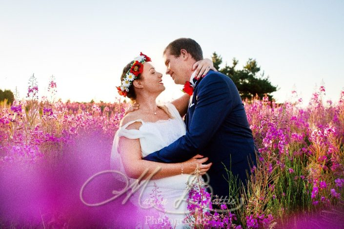 Mariage, couple, étanc, Laussonne, Haute-Loire, Auvergne