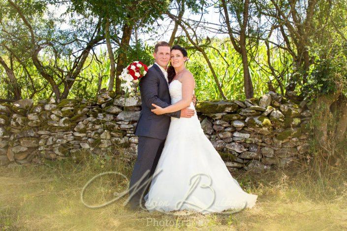 Mariage, couple ,Rosières, Haute-Loire, Auvergne