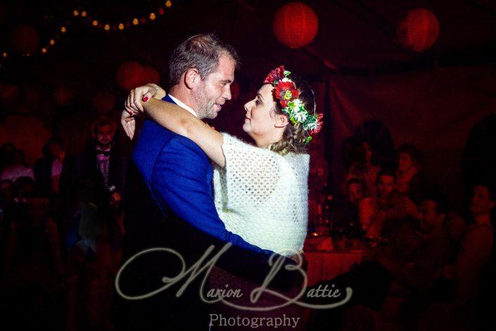 Mariage, mariés, soirée, Laussonne, Haute-Loire, France