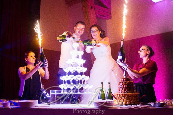 Mariage, mariés, soirée, Sainte-Sigolène, Haute-Loire, France