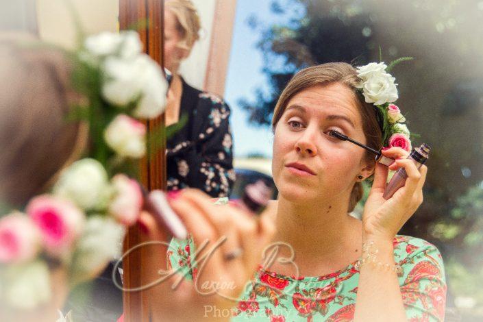 Mariage, préparatifs, témoins, Laussonne, Haute-Loire, Auvergne, France