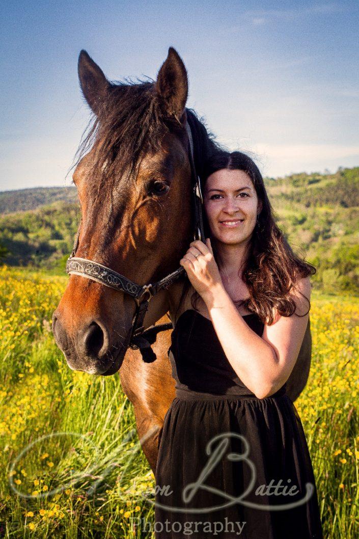Photos animaux, chevauxs, esprit animal, nature, Rosières, Haute-Loire