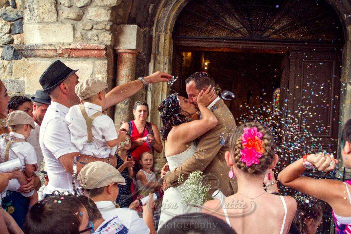Mariage, eglise, mairie, couple, famille, Laussonne, Haute-Loire