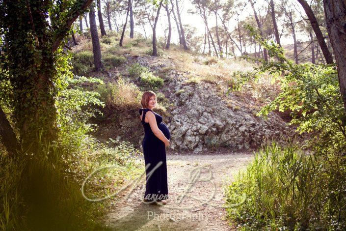 séance Ventre rond, nature, région PACA, Vaucluse, Saint-Rémy-de-Provence