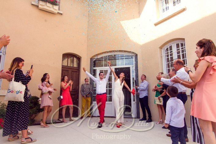 mairie, reportage de mariage, mariage, mariés, mariée, marié, mariage civil, Monistrol-sur-Loire, Haute-Loire