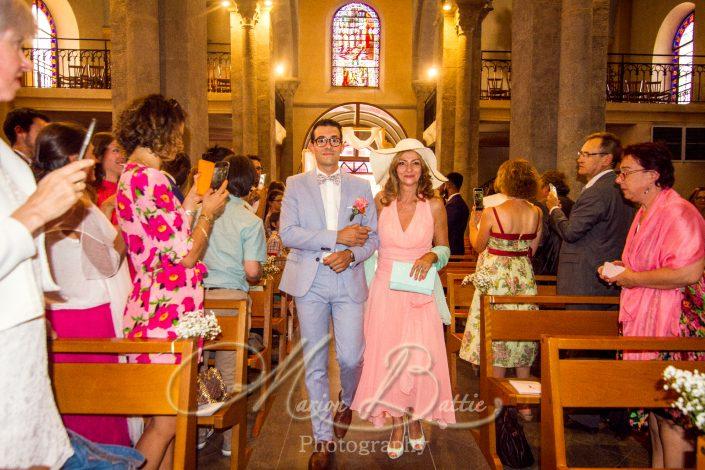 église, mariage religieux, reportage de mariage, mariage, cérémonie, Monistrol-sur-Loire, Haute-Loire, mariés, mariée, marié