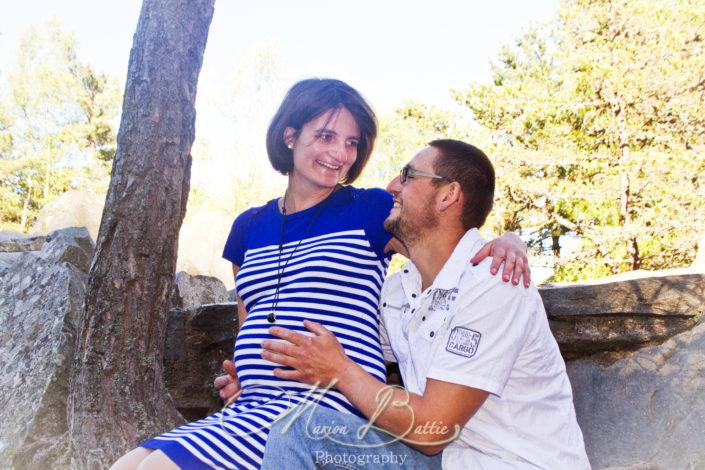 séance photo grossesse, séance ventre rond, future maman, nature, séance nature, séance couple, Saint-Julien-Chapteuil, Haute-Loire